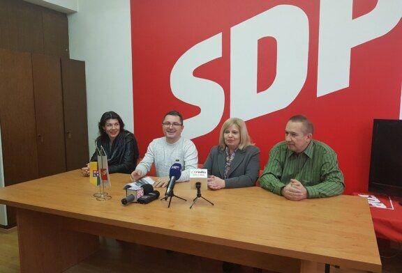 Bjelovarski SDP: Dok je zasjedao Stožer civilne zaštite – gradonačelnici politiziraju