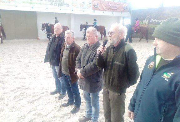 Zimska škola jahanja okuplja sve više zaljubljenika: U goste došli i predstavnici Husara iz Mađarske