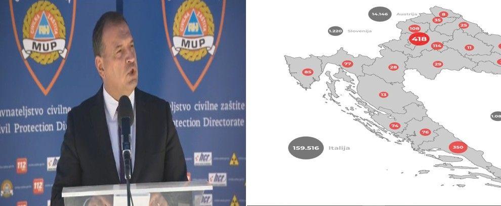 Ministar Beroš: Od jučer imamo šest preminulih što dokazuje tezu da je ovo smrtonosna bolesti - Moramo spriječiti širenje!