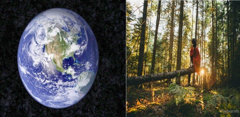 DANAS JE DAN PLANETA ZEMLJE - obilježava se u znaku klimatskih promjena - Zapitajmo se što smo učinili za očuvanje planeta?
