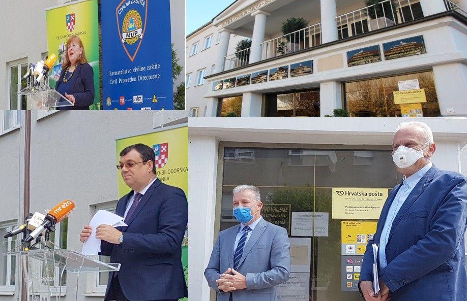 Županijski stožer: Ne smijemo se opustiti - Virus nije nestao - Vezano za propusnice - Policijska uprava ustrojila pet punktova
