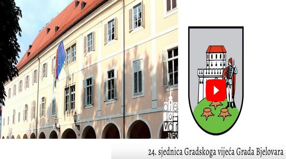 BRZO I EFIKASNO Gradsko vijeće Grada Bjelovara - Detaljne informacije s AKTUALNOG SATA