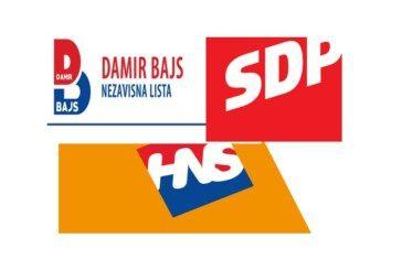 Priopćenje političkih stranaka Damir Bajs NL – SDP – HNS vezano za putne naloge Alena Kiđemeta
