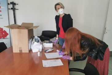 URUČENO 100 MASKI FFP2 liječnicima DENTALNE MEDICINE s područja naše županije