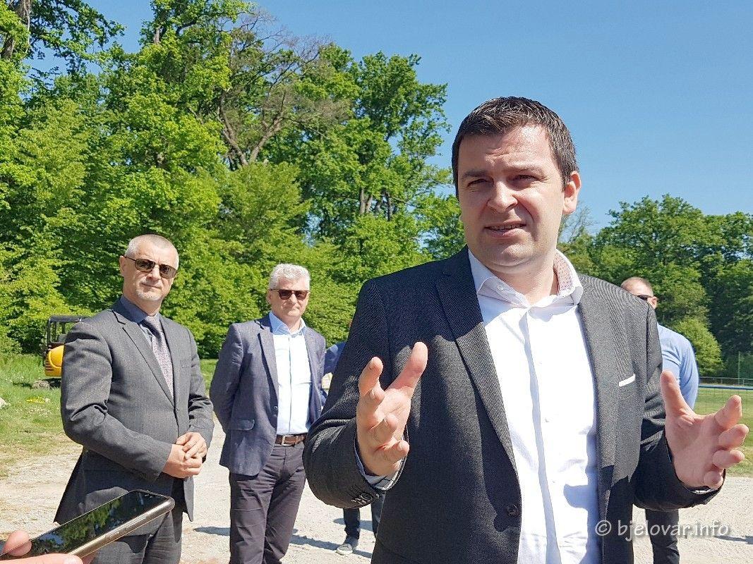 Kreću radovi na izgradnji kanalizacijske mreže na Križevačkoj cesti u Bjelovaru