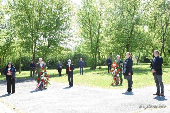 FOTO GALERIJA DANAS je u Gudovcu odana počast nevinim žrtvama Drugog svjetskog rata