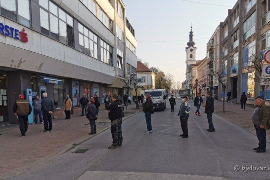 Bjelovar – Branitelji pomažu Stožeru – prihvatili se svih aktivnosti! – bjelovar.info