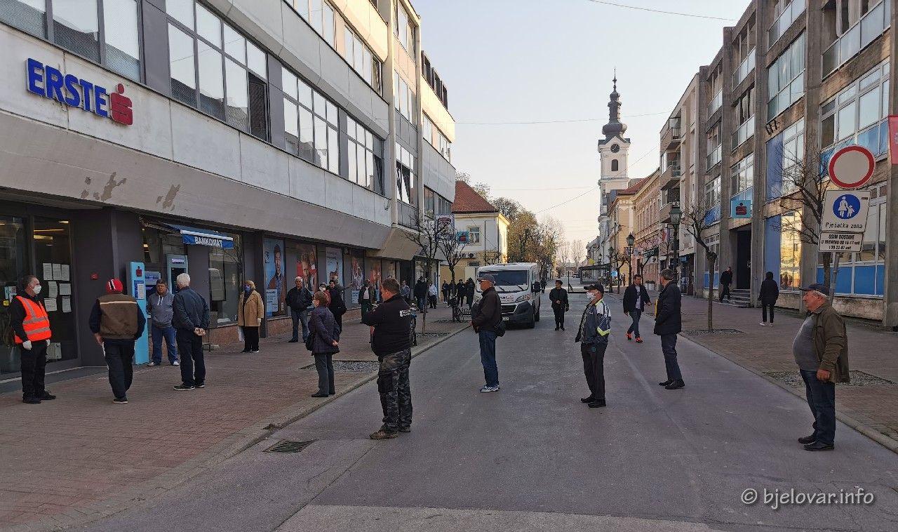 Bjelovar - Branitelji pomažu Stožeru - prihvatili se svih aktivnosti! - bjelovar.info