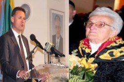Gordan Jandroković uputio izraze sućuti obitelji u povodu smrti gospođe Danice Bilić