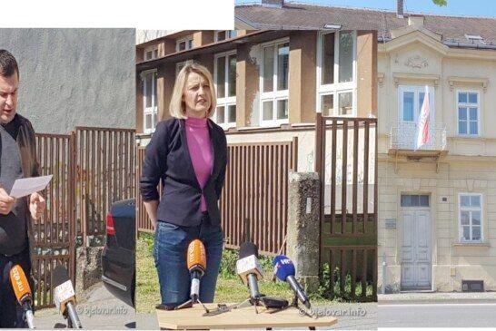 Počinje obnova PETE OSNOVNE ŠKOLE BJELOVAR – Zgrada će biti obnovljena od temelja do krova – bjelovar.info