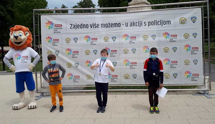 Bjelovar: IMAMO PRVAKA Županijskog finala u ŠAHU - Održana 24. Plazma sportskih igara mladih 2020.