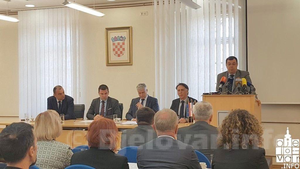 PRIOPĆENJE ŽUPANIJE: Pravo je gradonačelnika Hrebaka da 2019. POZOVE ŽUPANA BAJSA, a 2020. NE!