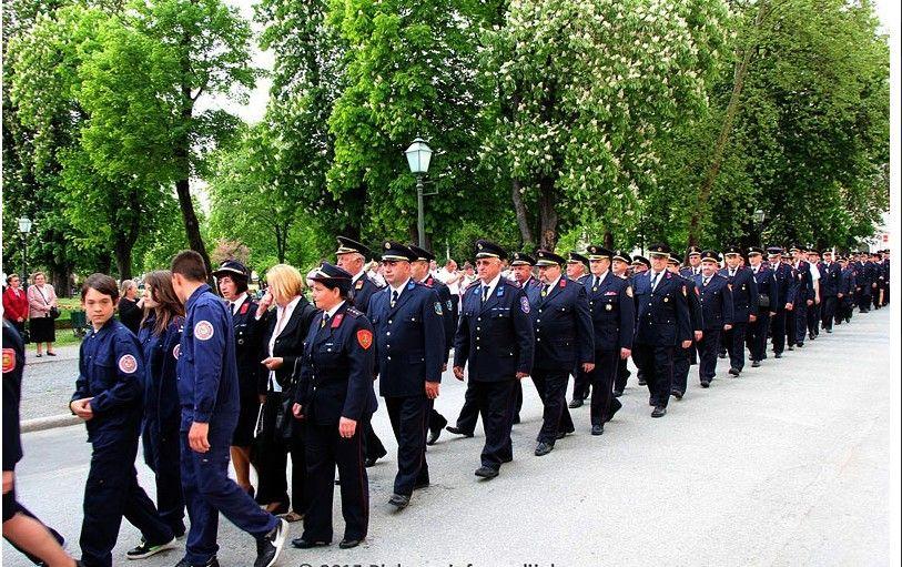 Danas je Dan vatrogasaca - Obilježen je Svetom misom bez svečane procesije