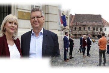 DEMOKRATI: Pozivamo sve građanke i građane da na izborima kažu glasno NE HDZ-u jer vuk dlaku mijenja, ali ćud nikada!