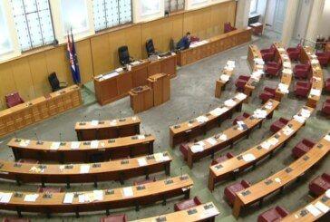 VIŠE NE ZASJEDAJU – Samo osmero zastupnika bilo je protiv raspuštanja Hrvatskog sabora
