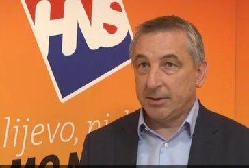 PREDRAG ŠTROMAR novi predsjednik HNS-a: Stranka je protiv zabrane rada nedjeljom
