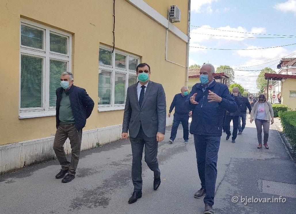 Bjelovarska bolnica radit će u dvije smjene - Pregledi od 7 do 21 sat - Radit će i subotom