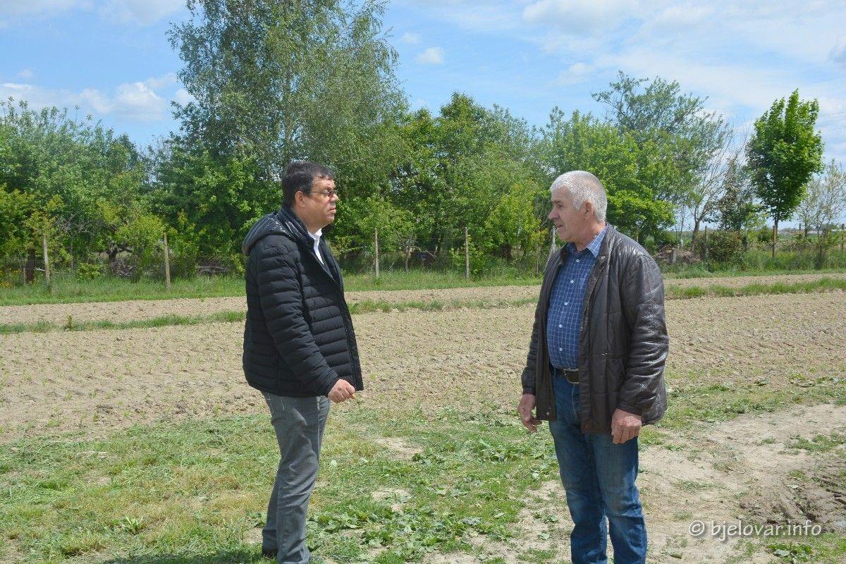 ŽUPANIJA: Zaprimljen rekordan broj zahtjeva poljoprivrednika za korištenje kredita proljetne sjetve - U iznosu preko 30 milijuna kuna