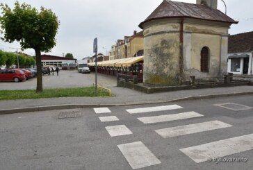 FOTO GALERIJA Hrebak: Grad Bjelovar dobiva novu podzemnu garažu s 200 parkirnih mjesta