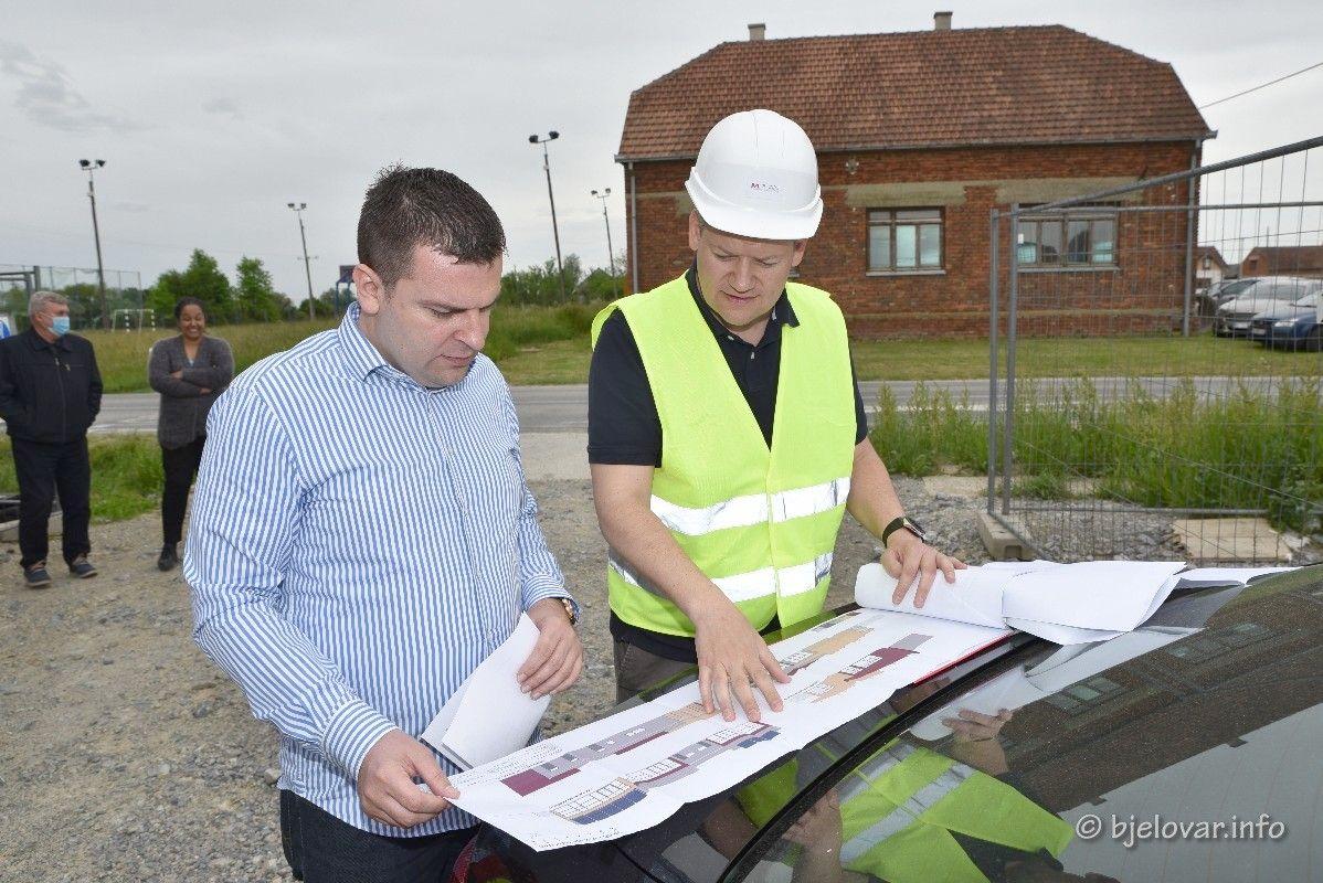 FOTO: U punom jeku radovi na izgradnji DJEČJEG VRTIĆA U GUDOVCU - Projekt vrijedan 8 milijuna kuna