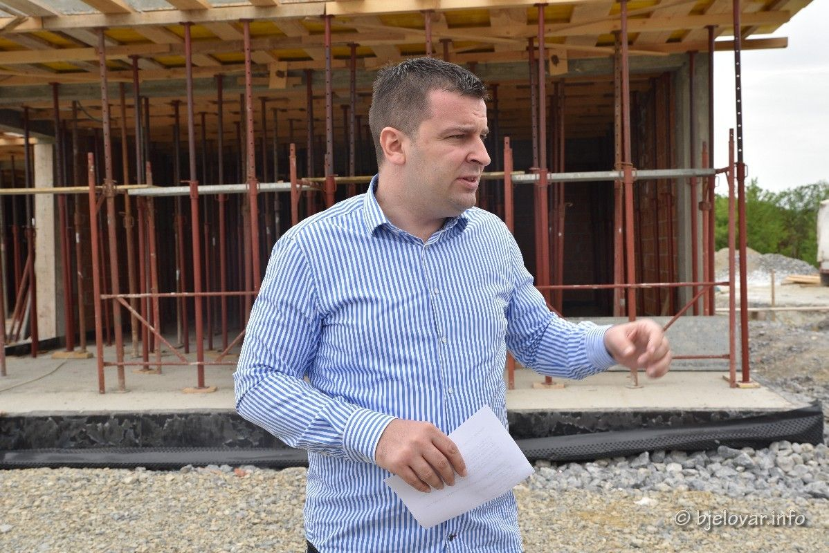 Gradonačelnik Hrebak: Grad Bjelovar je uvijek tu da pomogne - Gospodarstvo je pokretač svega - Svako radno mjesto je vrijedno!