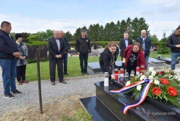 HSS Bjelovarsko-bilogorske županije obilježio 26. godišnjicu tragične pogibije prvog župana Tihomira Trnskog