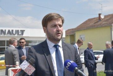 Ministar Ćorić u Bjelovaru: HDZ u izbore ide iz razloga da ponovno preuzme odgovornost za ono što nas čeka, a to je gospodarski oporavak!