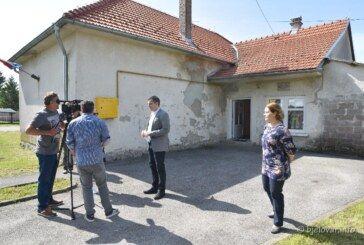 Grad Bjelovar nastavlja s energetskom obnovom škola – Kreće obnova škole u Obrovnici
