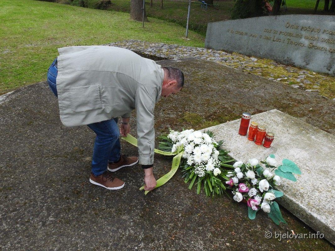 U šumi Lug obilježeno sjećanje na žrtve Bleiburga i svih ostalih stratišta