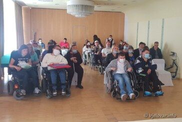Udruga tjelesnih invalida Bjelovar najavila početak provedbe programa Asistenti – Bolji život osoba s invaliditetom!