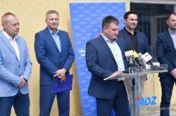 Bjelovarski HDZ: Ne dolazi u obzir postizborna koalicija sa Škorom, a pogotovo ne sa SDP-om