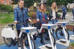 Grad Bjelovar – Cijena e-bicikla pet kuna po satu – Morate se registrirati u sustav za evidenciju