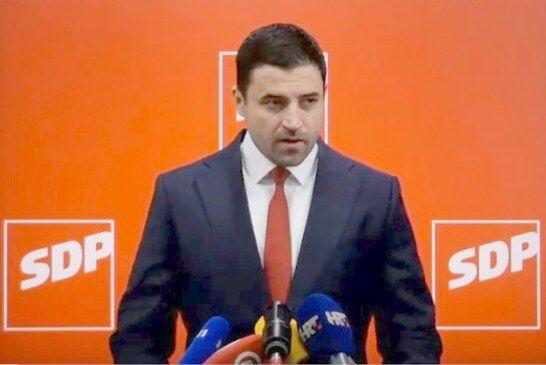 SDP predstavio koaliciju RESTART, za novi početak Hrvatske! – Najavljeno potpisivanje koalicije sa županom Damirom Bajsom