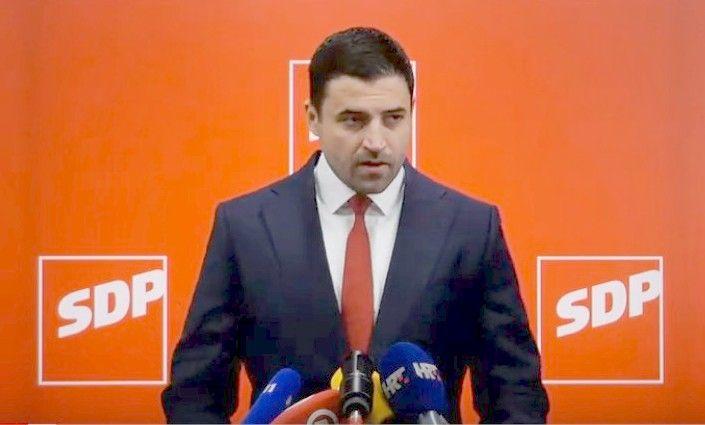 SDP predstavio koaliciju RESTART, za novi početak Hrvatske! - Najavljeno potpisivanje koalicije sa županom Damirom Bajsom
