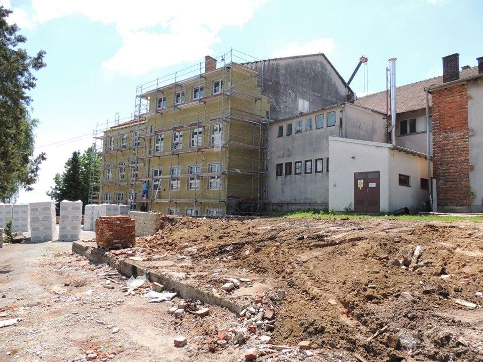 Župan Bajs obišao radove na obnovi Osnovne škole Ivanska - Projekt vrijedan 8 milijuna kuna