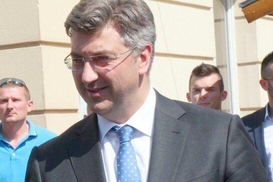 Premijer Plenković poručio: Građani izbore mogu očekivati krajem lipnja ili početkom srpnja