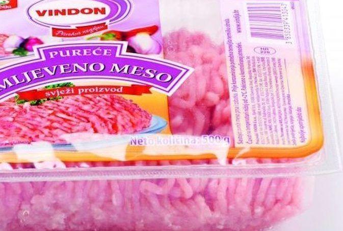 OBAVIJEST POTROŠAČIMA o povlačenju proizvoda - U purećem mljevenom mesu otkrivena bakterija