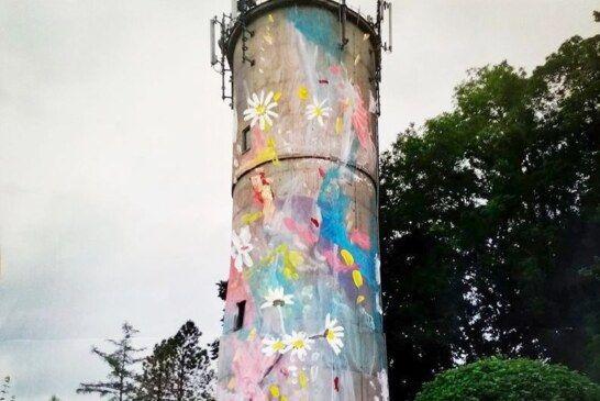 Čazma – U pripremi novo ruho za gradski vodotoranj