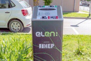 U Čazmi postavljena punionica za električna vozila
