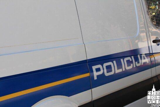 Na cesti između Velikog Grđevca i Male Pisanice poginuo motociklist