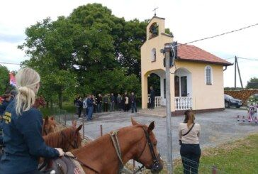 Bjelovarski graničari Husari održali mimohod povodom obilježavanja Dana državnosti