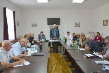 Održana 3. sjednica Zajednice udruga antifašističkih boraca i antifašista BBŽ-a – Sjednici prisustvovao i župan Damir Bajs