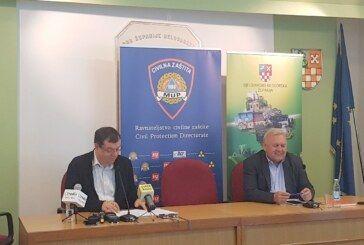 LIJEPE VIJESTI  Župan Bajs zahvalio svima koji su zaslužni za dobre epidemiološke rezultate