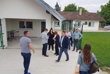 FOTO Zahvaljujući Gradu Bjelovaru završena dogradnja prostorija sportskog objekta Nogometnog kluba Brezovac