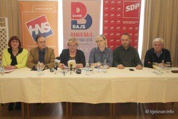 Oporbeni vijećnici Grada Bjelovara: HDZ I HREBAK PREKRŠILI ZAKON – Odbili dati odgovore oko putnih naloga