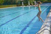 Otvorena sezona kupanja na Gradskom bazenu u Bjelovaru – Prvi kupači stigli!