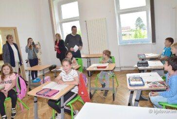 Grad Bjelovar nastavlja ulagati u obrazovanje – Uvedena jednosmjenska nastava u školu Gudovac i Klokočevac