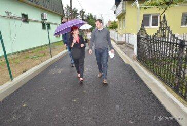 Završava se obnova Savske – zadnje ulice u Radničkom naselju