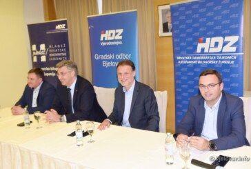 Glas za HDZ, glas za sigurnu Hrvatsku!