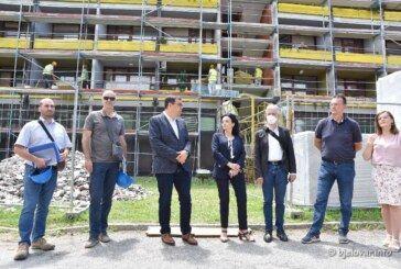 (FOTO) U tijeku je obnova DOMA ZA STARIJE OSOBE U BJELOVARU – Dom će biti potpuno obnovljen od temelja do krova